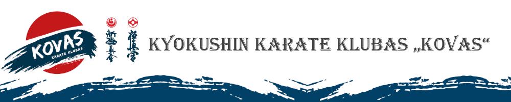 Kyokushin Karate klubas Kovas